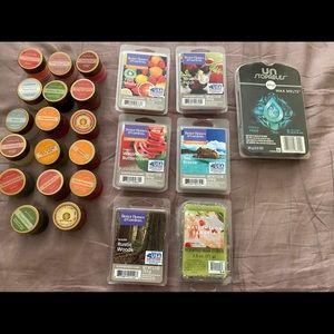 Wax melt assorted lot 24 scents
